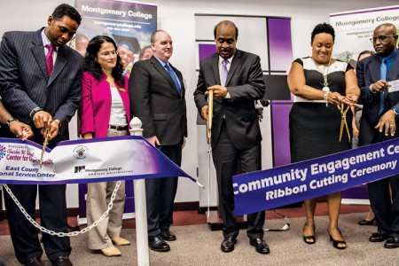 Community Engagement Center Opens