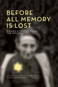 Before All Memory is Lost Book Cover