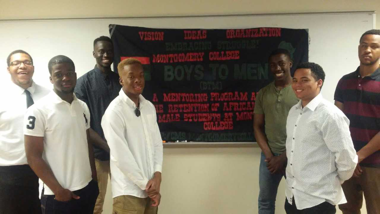 Boys To Men On Their Summer Retreat At University Of Maryland Eastern Shore.