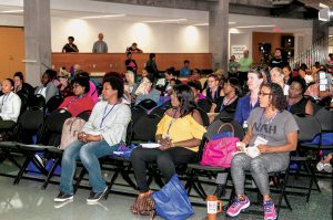 Single Parent Conference Attendees